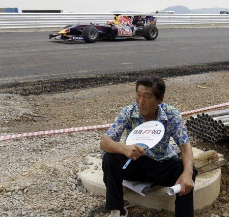 La FIA concede al Circuito de Yeongam una semana más