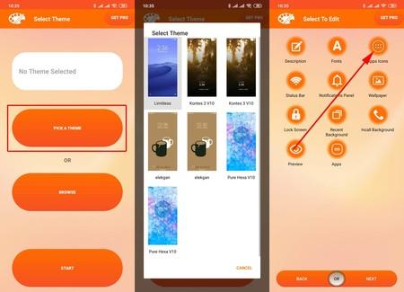 Cambiar Iconos Miui Móviles Xiaomi