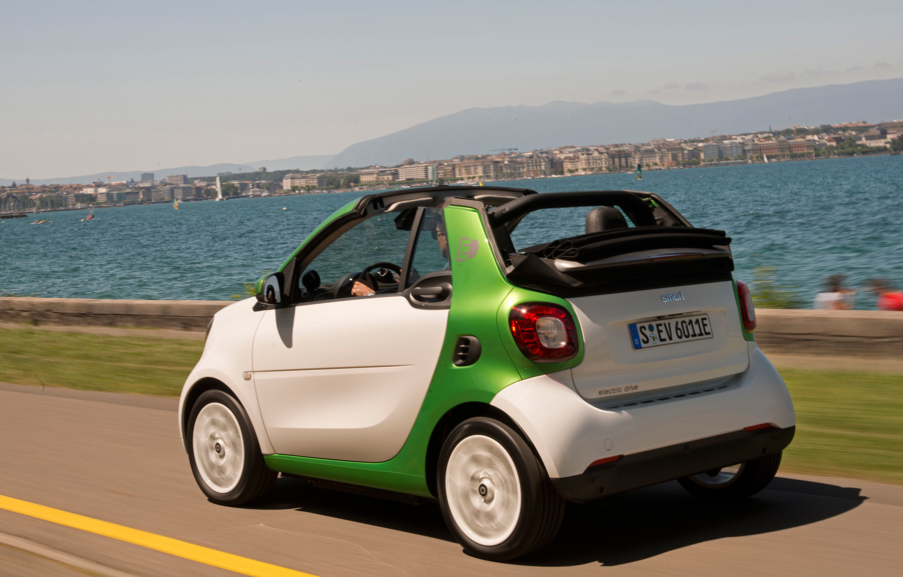 Smart FortTwo Cabrio Electric Drive