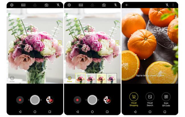 El LG V30 2018 usará inteligencia artificial para mejorar sus fotografías