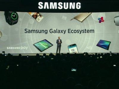 La fractura entre Android y Samsung aumenta con Samsung Galaxy Ecosystem