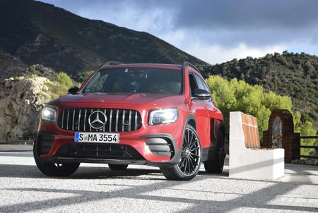 Mercedes Amg Glb 35 4