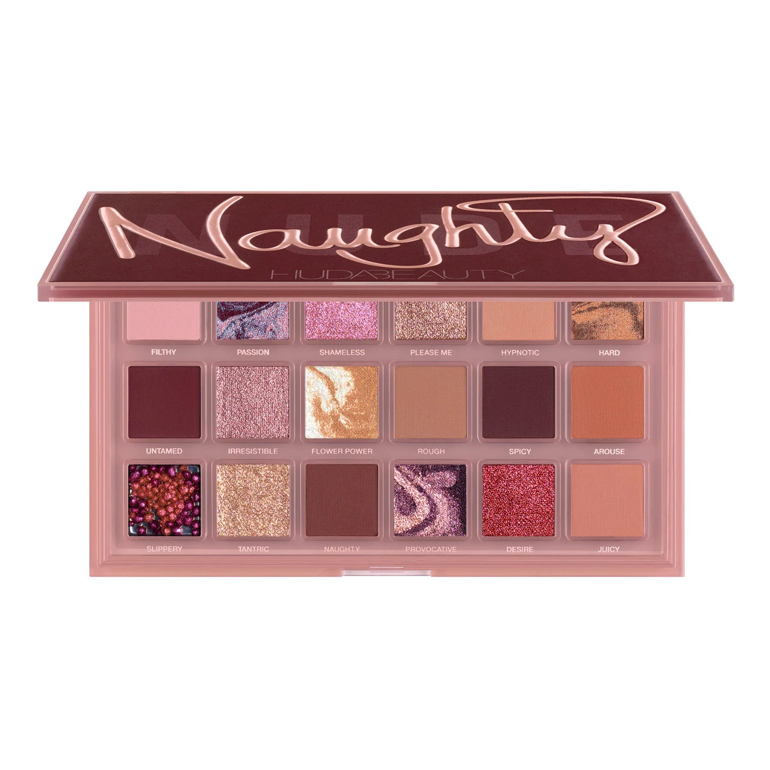 Naughty Nude Palette
