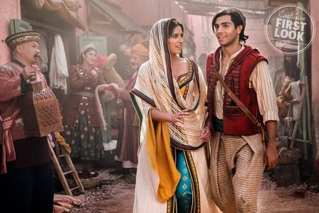Jasmin y Aladdin
