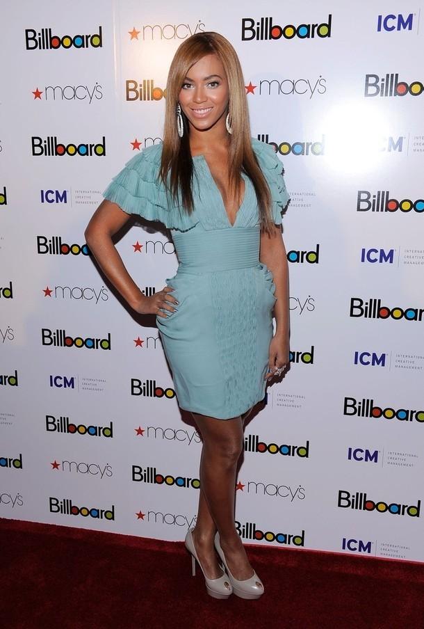 Foto de Beyoncé y Lady Gaga en los Billboard Women in Music (1/7)