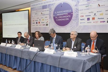 XV Encuentro del Sector TIC: Una cita clave