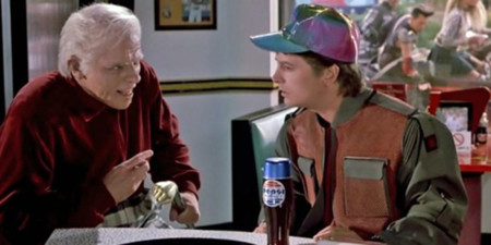Pepsi Back To The Future 1
