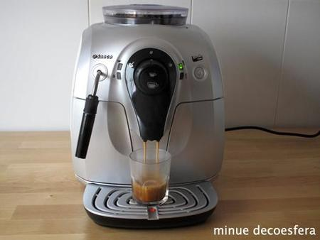 prueba-cafetera saeco xsmall - 6