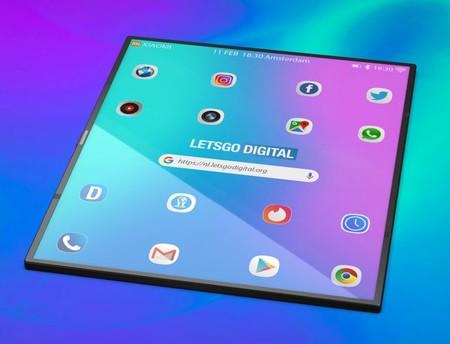 El Xiaomi Mi Flex en formato tablet