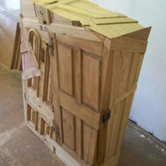 Foto 1 de 5 de la galería recicladecoracion-muebles-reconstruidos-de-chris-ruhe en Decoesfera