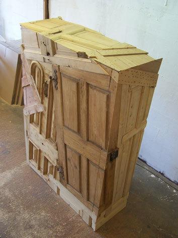 Foto de Recicladecoración: muebles reconstruidos de Chris Ruhe (1/5)