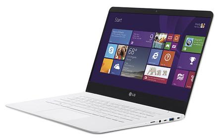 LG tiene nuevas apuestas para el segmento PC: un ultrabook ligero y un AIO con pantalla curva