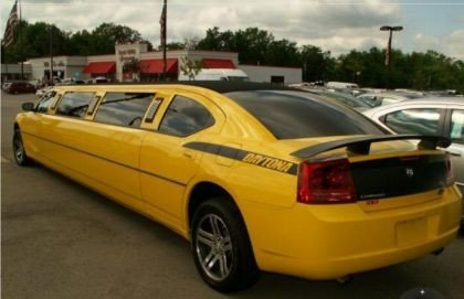 Dodge Charger Daytona R/T Limusine