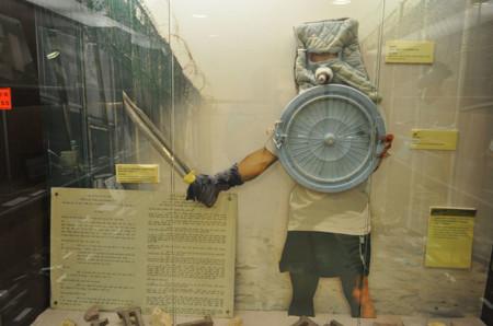 El museo de los servicios correccionales de Hong Kong