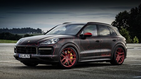 Porsche Cayenne Turbo by Nebulus
