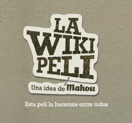 Arranca la Wikipeli, cine realizado con la ayuda de los internautas