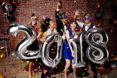 7 ideas decorativas para recibir al Año Nuevo a lo grande