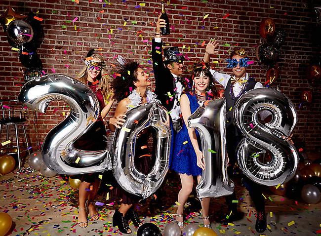Deco Ano Nuevo