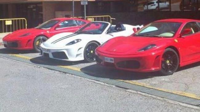Ferrari-Toyota