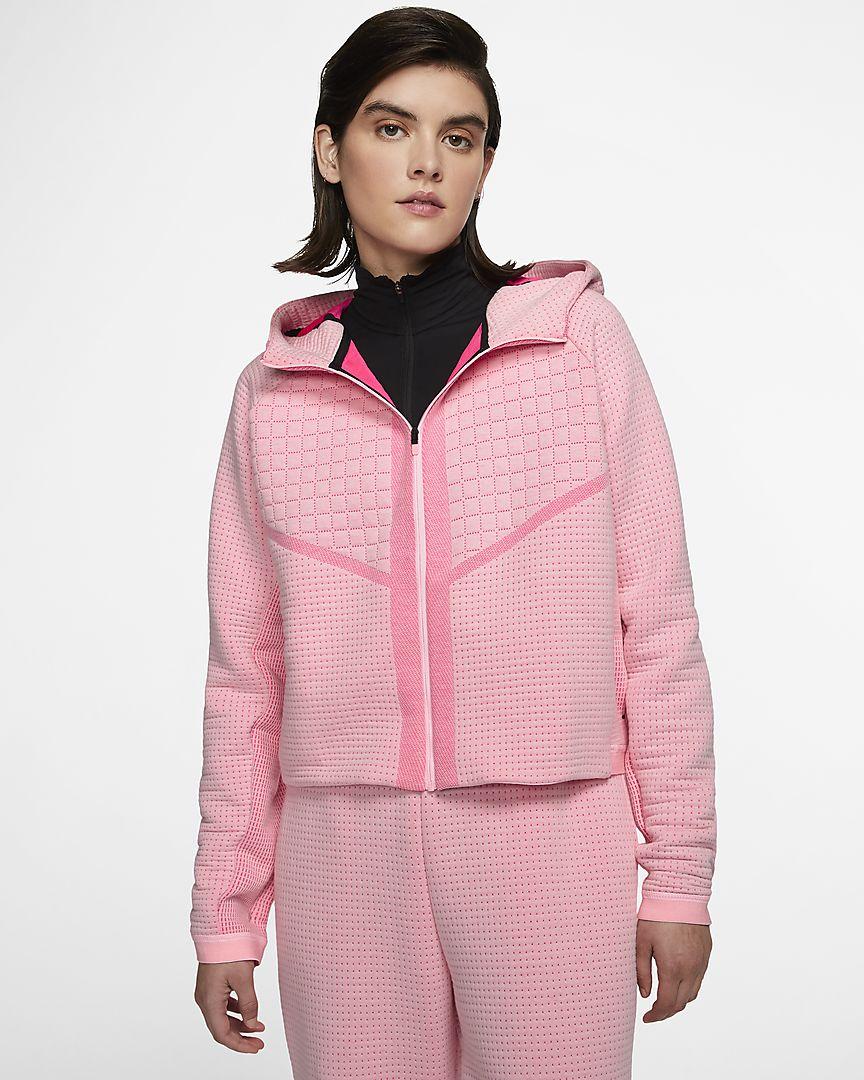 Chaqueta Nike con capucha
