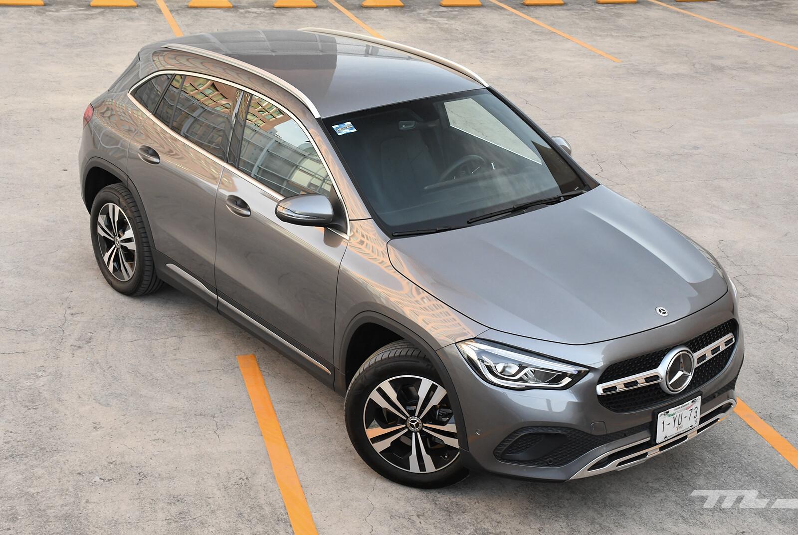 Foto de Mercedes-Benz GLA 200 (prueba) (11/30)