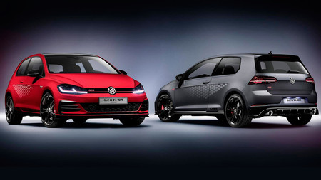 Volkswagen Golf GTI TCR Concept, el GTI de calle más rápido dice hola: 264 km/h y 290 CV