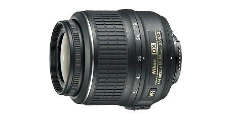Nuevo 18-55mm de Nikon, estabilizado