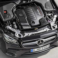Mercedes dice adiós a los motores V6 en favor de los sies cilindros en línea