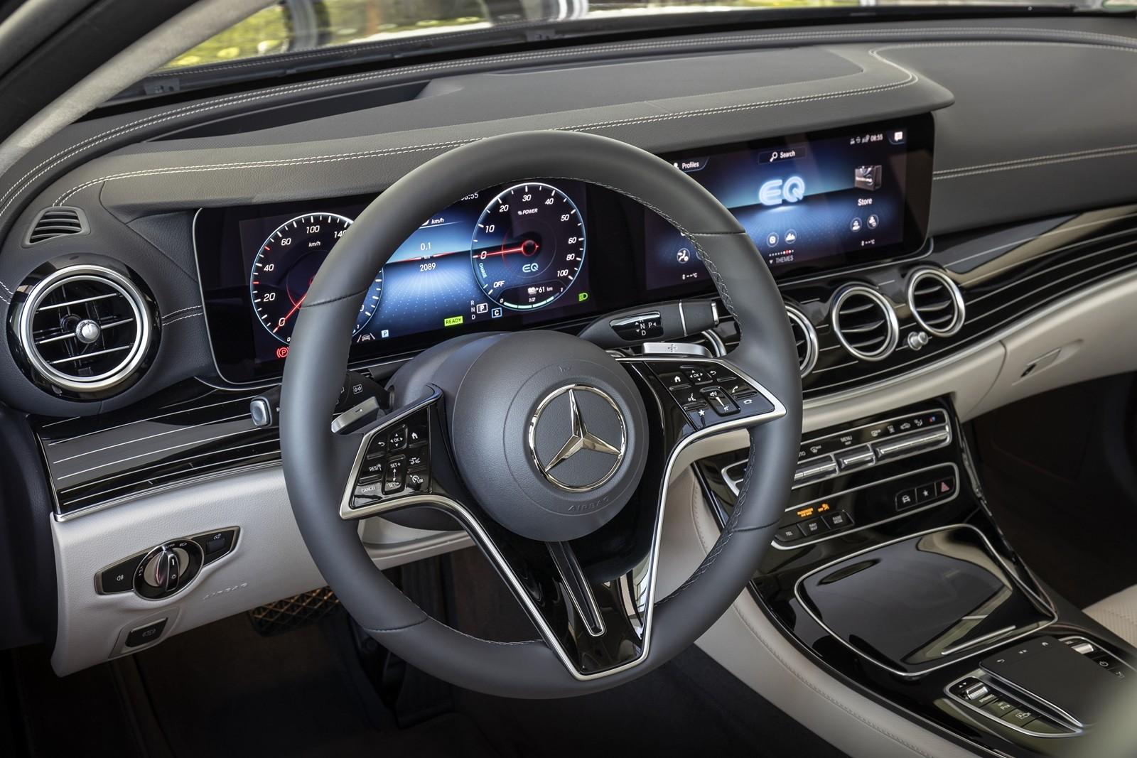 Foto de Mercedes-Benz Clase E 2020, prueba contacto (79/135)