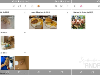 Usa emojis para buscar tus fotos y vídeos en Google Fotos