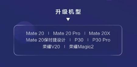 Huawei: listado dispositivos que actualizarán a Android 10 Q