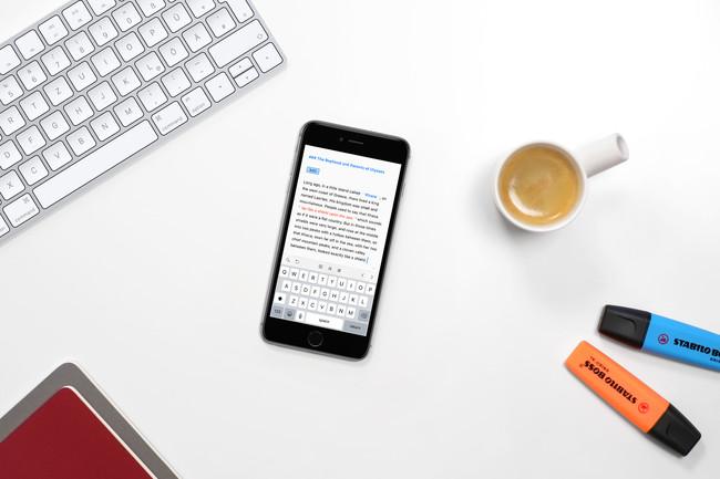 Iphone Write