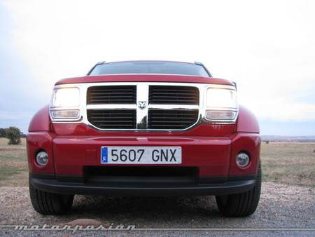 Dodge Nitro, miniprueba (parte 1)