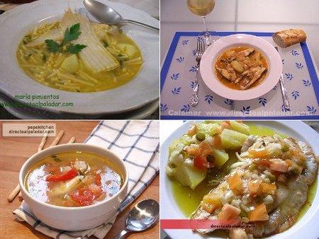 Cómo cocinar pescados y mariscos. Técnicas de cocina