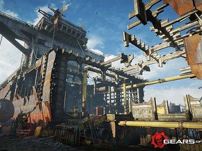Los primeros mapas en DLC de Gears of War 4 llegarán en noviembre