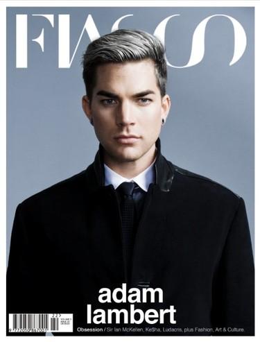 Adam Lambert habla de su fracaso discográfico en Fiasco, mira tú por donde