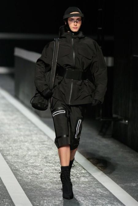 Alexander Wang Hm Runway chaqueta negra