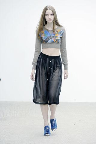 Foto de Christopher Kane en la Semana de la Moda de Londres Primavera/Verano 2008 (10/12)