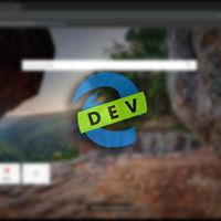 El canal Dev de Edge, el más conservador, recibe una nueva actualización del navegador cargada de mejoras