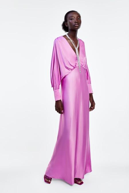 Vestido Invitada Zara 9