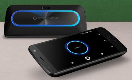 Moto Mod Amazon Alexa Moto Z
