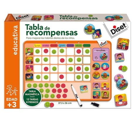 Tabla Recompensas