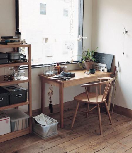 Clasico Escritorio Salon 10