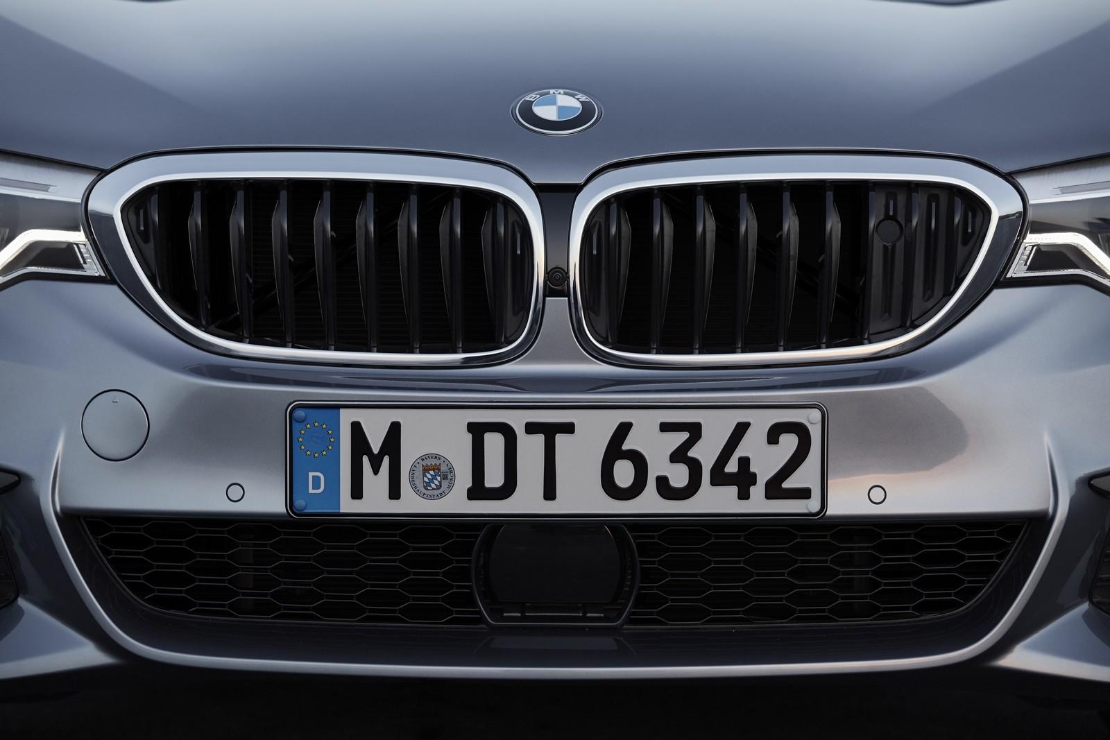 Foto de BMW Serie 5 2017 (25/134)