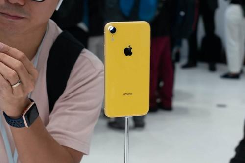 La fecha de lanzamiento del iPhone XR ya está un poco más cerca