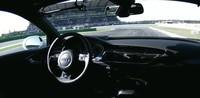 Así atravesó el circuito de Hockenheim el Audi RS7 Sportback sin conductor