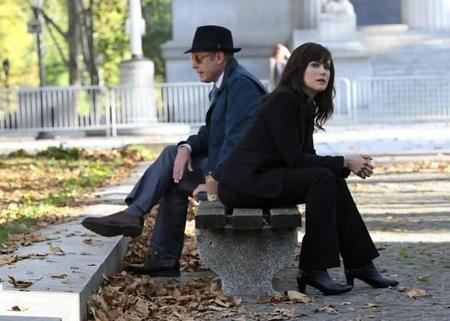 Elizabeth Keen y Raymond Reddington