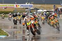Arranca el Campeonato de España de Supermotard 2013