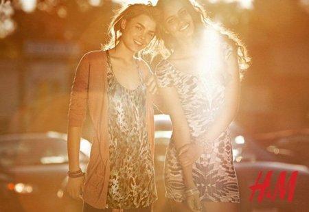 HM Divided Primavera-Verano 2011 vestidos cortos