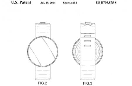 Samsung también está pensando en un smartwatch redondo